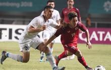 Olympic Thái Lan chính thức bị loại ngay vòng bảng ASIAD