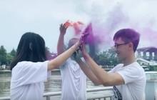 """Không chỉ sao Việt, trào lưu """"tự nguyện lấm bẩn"""" cũng được giới trẻ đua nhau hưởng ứng"""