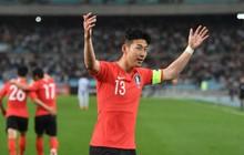 Son Heung-min lập siêu phẩm, đưa Olympic Hàn Quốc vào vòng knock-out