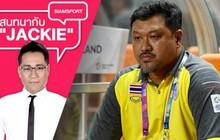 """CĐV Thái Lan """"nổi điên"""", truyền thông muốn HLV Worrawoot từ chức"""
