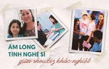 Từ chuyện dàn sao Việt chung tay ủng hộ Mai Phương chống chọi ung thư: Khi ánh lửa của tình nghệ sĩ được thắp sáng!