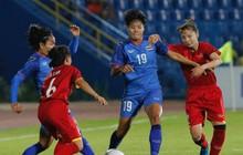 Bất ngờ: Nữ Thái Lan đứng chót bảng, toàn thua vẫn có vé vào tứ kết ASIAD 2018
