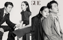 Khi cực phẩm nhan sắc Son Ye Jin và Hyun Bin chụp hình tạp chí đẹp đến mức... biến cả Jung Hae In thành bạch tuộc