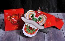 Quà tặng sticker đầu lân của Kinh Đô cho mùa Trung thu thêm náo nhiệt