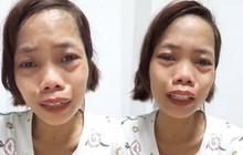 """Bị miệt thị """"xấu xúc phạm người nhìn"""", mẹ đơn thân bán hàng online kiếm tiền nuôi con bật khóc nức nở ngay trên sóng livestream"""