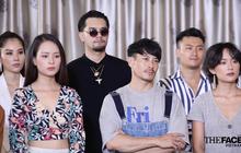 """Clip The Face: Host Nam Trung """"dằn mặt"""" các thí sinh nghĩ chương trình dàn xếp kết quả"""