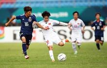 Giữ sức cho tứ kết ASIAD 2018, tuyển nữ Việt Nam thảm bại 0-7 trước Nhật Bản