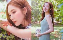 Park Min Young lại khiến dân tình phát cuồng với nhan sắc không thể xuất sắc hơn trên hình tạp chí