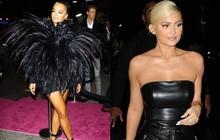 """Dàn sao """"lên đồ"""" dự tiệc hậu VMAs 2018: Rita Ora hóa thành quạ đen, Kylie diện đồ bó sát body gợi cảm"""