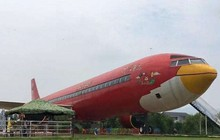 Đại gia Trung Quốc bỏ 30 tỷ đồng để mua nguyên cái máy bay rồi biến thành nhà hàng, thực hiện giấc mơ từ thuở bé