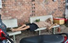 Người đàn ông tử vong bất thường tại ghế đá trên vỉa hè ở Sài Gòn