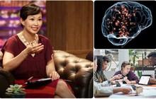 Shark Linh nói rất chuẩn khoa học: Trước 25 tuổi nên học càng nhiều càng tốt, vì não bộ của bạn cho phép điều đó
