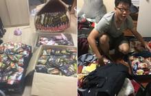 """Hết băng vệ sinh, du học sinh Việt lại đua nhau khoe vali chứa đầy mì tôm vì sợ ở """"bển"""" không bán!"""