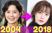 """5 bí quyết chăm sóc da cực đơn giản để sở hữu được làn da lão hóa ngược như """"nàng cỏ"""" Goo Hye Sun"""