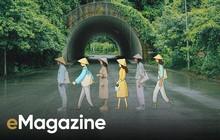 Bất ngờ trước những khung hình mùa thu Hà Nội - Ninh Bình đẹp và trong trẻo như thời thơ ấu của Jolie Nguyễn và các bạn đồng hành