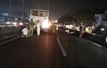 TP.HCM: Người đàn ông băng qua quốc lộ 1 bị xe khách húc văng tử vong tại chỗ