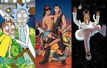 4 loạt phim hoạt hình 18+ mà các mọt phim trưởng thành đã xem thì không dứt ra được