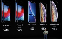 """""""Bá đạo"""" như Apple: Đẩy giá iPhone đắt lên thì chẳng cần bán nhiều máy mà lãi vẫn tăng đều đều"""