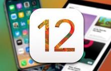 iOS 12 đã chính thức tung ra, nâng cấp ngay trong một nốt nhạc để iPhone 5s cũng chạy nhanh phè phè
