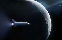 Dân chơi đích thực: Tỷ phú Nhật Bản sẽ là hành khách đầu tiên đi du lịch mặt trăng theo tour của công ty SpaceX
