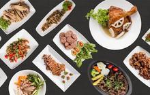 Nhà hàng 21 món ngan mới khai trương đang làm xôn xao nhưng tín đồ ẩm thực Hà Nội