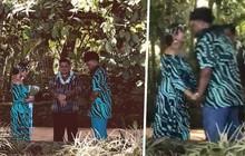 Chuyện cô dâu từ chối hôn chồng trong đám cưới và lí do đằng sau khiến ai cũng phải nể phục