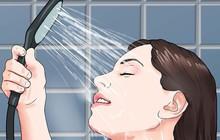 5 thời điểm đi tắm có thể gây đột quỵ mà bạn cần tránh mắc phải