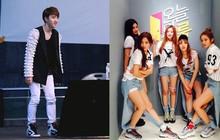 """Idol Hàn cũng khổ chứ đâu sướng gì, thi thoảng vẫn bị stylist """"dí"""" cho những bộ đồ nhìn chỉ muốn khóc"""