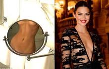 Chẳng ngại sau vụ lộ ảnh nude, Kendall Jenner tự tung thêm hình khỏa thân nóng bỏng