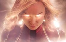 """Captain Marvel """"giáng thế"""", đấm cả người già ngay trailer nóng hổi đầu tiên"""