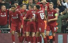 Liverpool thắng kịch tính PSG ở phút bù giờ nhờ công Firmino