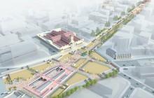 Đề xuất thêm phố đi bộ trên đường Lê Lợi ở trung tâm Sài Gòn, kết hợp không gian ngầm