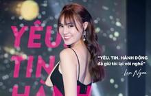 """Loạt mỹ nhân showbiz Việt cùng dính """"bùa"""" YÊU.TIN.HÀNH ĐỘNG"""