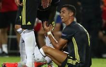 Tiết lộ: Ronaldo phản ứng thế nào trong phòng thay đồ sau khi nhận thẻ đỏ