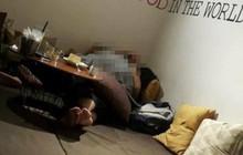 """Đôi trai gái thản nhiên """"nằm lên nhau"""" trong quán cà phê ở Hà Nội bị chỉ trích"""