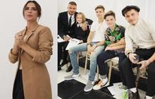 Victoria Beckham đã cấm cả gia đình đến xem show thời trang của mình vì lý do bất ngờ