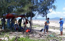 Hoảng hồn phát hiện thi thể có hình xăm nổi trên biển khi đang chở khách du lịch ra đảo Cù Lao Chàm