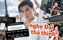 """Chán làm thơ thả thính, Quang Đại miệt mài lên Instagram story """"đọc thính"""" đánh cắp trái tim hàng nghìn thiếu nữ"""