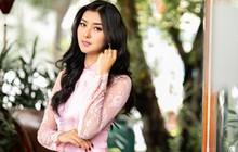 """Diện áo dài Việt Nam, """"Miss International 2017"""" Kevin Lilliana """"gây thương nhớ"""" với nhan sắc kiều diễm"""