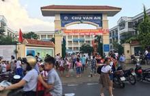 """Lịch học """"lạ"""" tại trường đông học sinh lớp 1 nhất Hà Nội"""