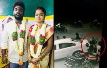 Clip: Sau đám cưới 1 tuần, chưa kịp hưởng hạnh phúc, cặp đôi bất ngờ bị bố cô dâu tấn công