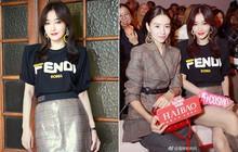 """Cặp đôi """"Phú Sát Hoàng hậu"""" lần đầu đọ style: Tần Lam đẹp xuất sắc, Đổng Khiết lại có chút sến"""