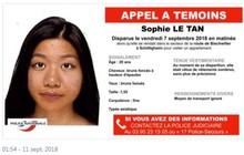 Nữ sinh gốc Việt mất tích tại Pháp, tìm thấy vết máu tại nhà gã đàn ông có tiền án hiếp dâm phụ nữ