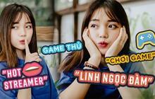 """Hot streamer Linh Ngọc Đàm: """"Mình sống thoải mái với nghề, chu cấp cho bố mẹ và nuôi 2 em"""""""