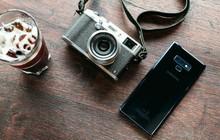 Từ khi cầm Galaxy Note9, tôi đã quên mất mình từng có máy ảnh