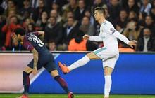 18 lần Ronaldo đánh người, thoát thẻ đỏ chỉ trong 3 năm qua
