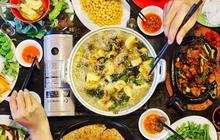 Dân dã và thân thuộc, các món om chuối đậu này vẫn luôn là lựa chọn lý tưởng để lai rai cùng bạn bè hay gia đình ở Hà Nội