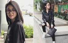Em họ Á hậu Tú Anh vừa lên lớp 10 đã sở hữu gu thời trang cool ngầu, hứa hẹn trở thành cái tên hot!