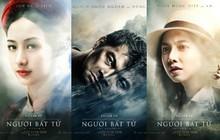 Ca nương Jun Vũ bí ẩn, Quách Ngọc Ngoan ma quái trong loạt poster hấp dẫn của Người Bất Tử