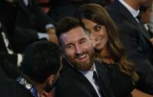 Khác Ronaldo, Messi vẫn dự Gala The Best dù biết không đoạt giải